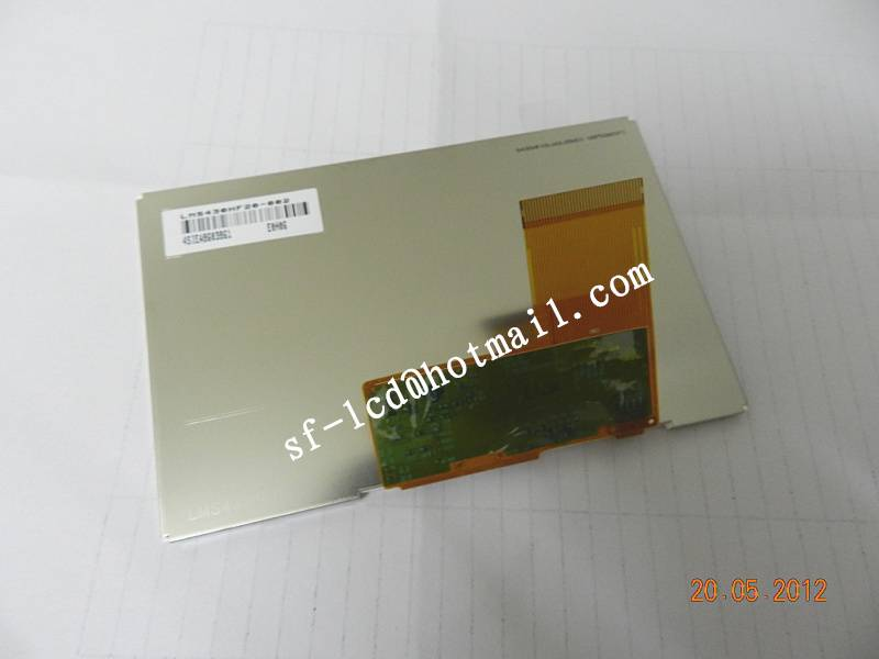 New original LMS430HF20-002,LMS430HF20 LCD display for Tomtom GPS,with original packing