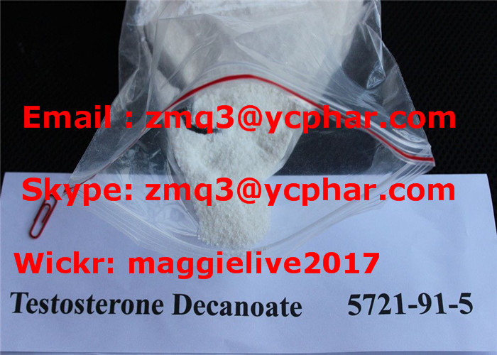 Effective Steroids Powder Hormones Testosterone Decanoate for Male Sexual Enhancement