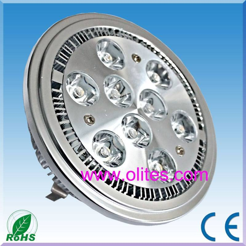 9W G53 High Power LED Ceiling Light