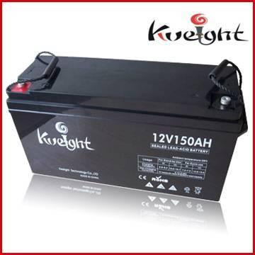 deep cycle battery 12V 150Ah