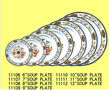 Melamine Tableware/Plate/Tray/Cup/Bowl