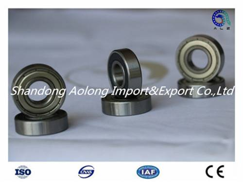 High quality deep groove ball bearing 6232