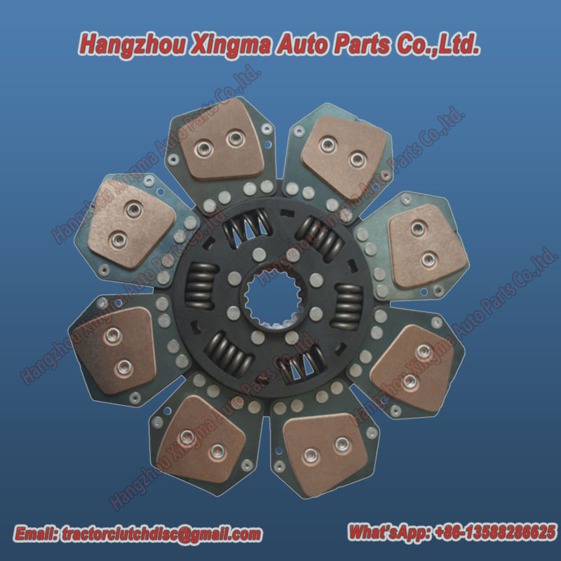12 inch clutch plate from china for YTO agricultural tractor