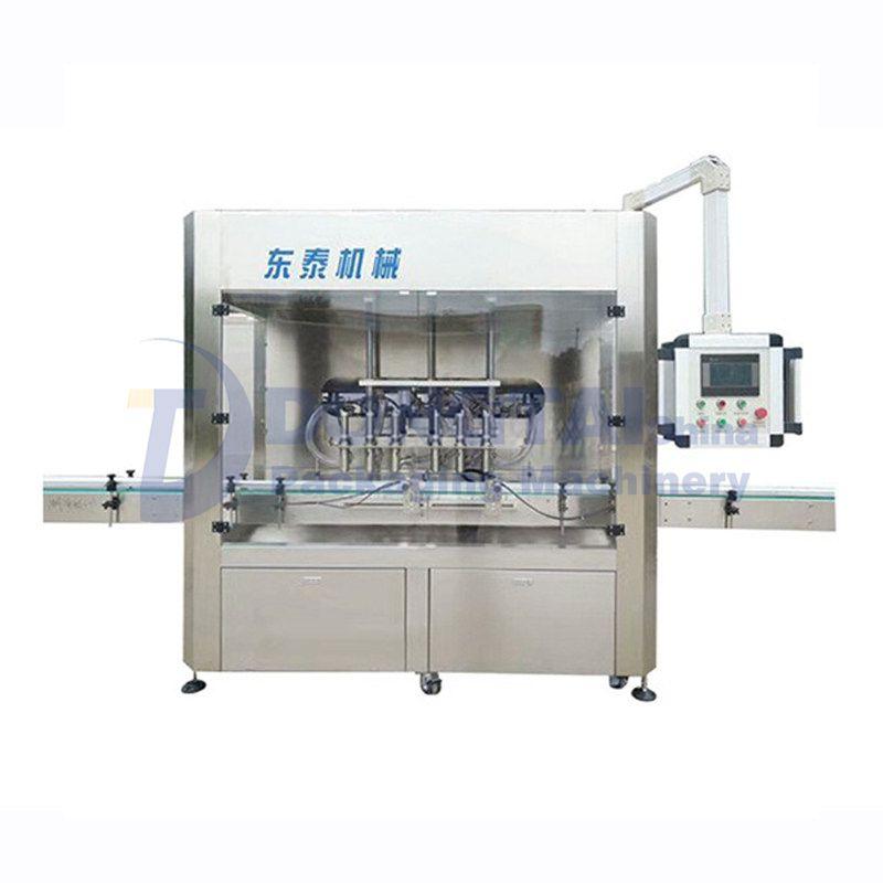 Automatic Chilli Paste Filling Machine, Tomato Sauce Filling MachineFilling Machine