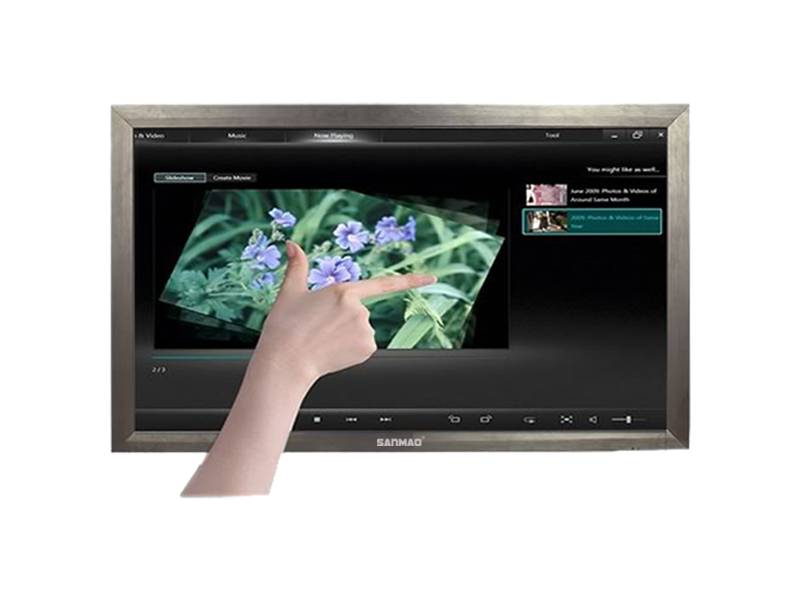 SANMAO 46 Inch 1920×1080 Multimedia Teaching One Touch Machine support 3G WIFI