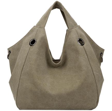 Crossbody Bag New Multifunction Bag Retro Handbags Women Canvas Bags