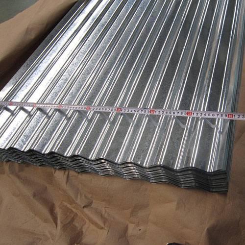 currugated galvanized steel sheet