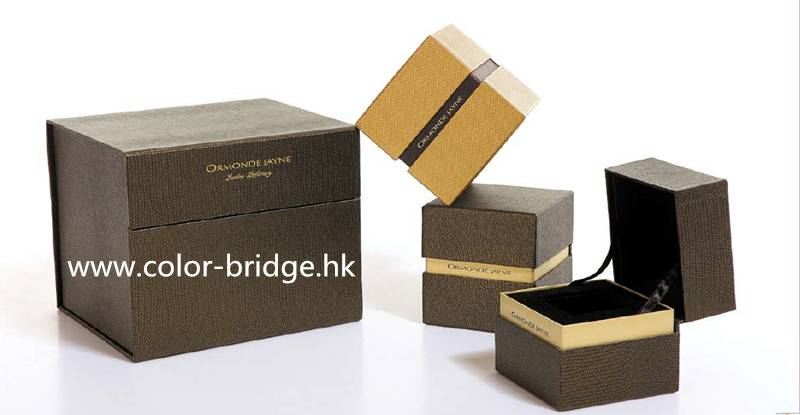 Customizing Cardboard Paper Packaging Perfume Box Gift Box Jewelry Box