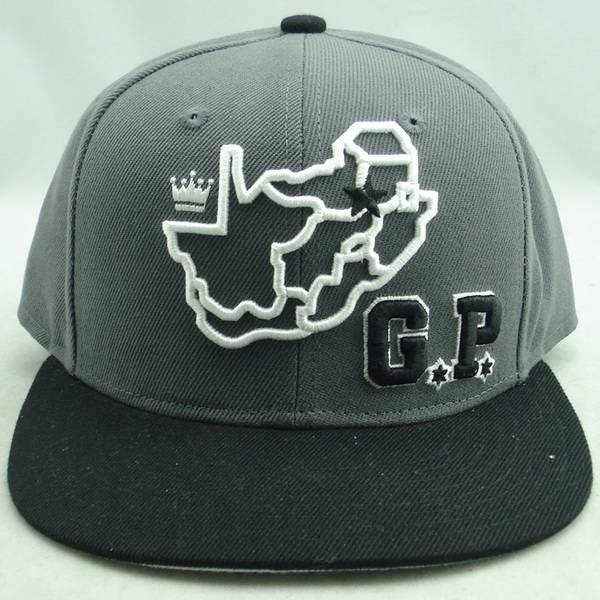 High quality animal pattern embroidery fitted cap