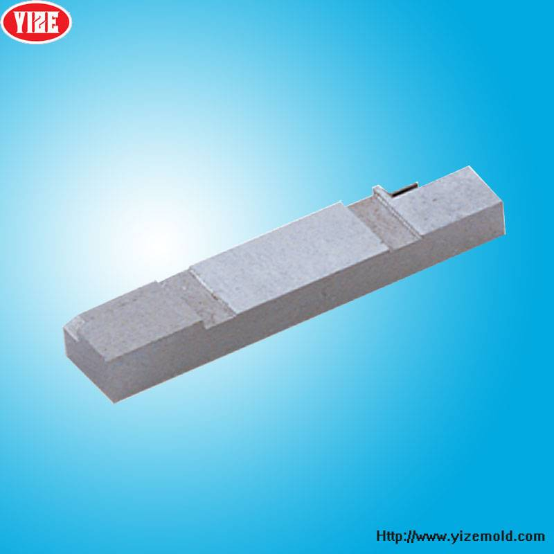 China precise mould components machining plastic auto part mould
