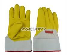 Latex Heavy Gloves (2108)