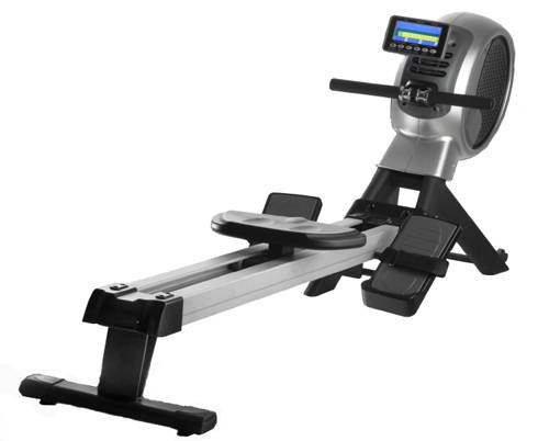 SD-R400 ( Programming Rower with 12 training programs and 16 tension levels )
