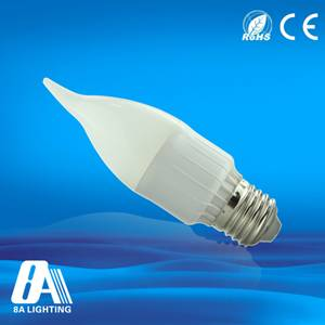 Energy Saving High Brightness LED Candle Bulbs High - Grade Counters CQC