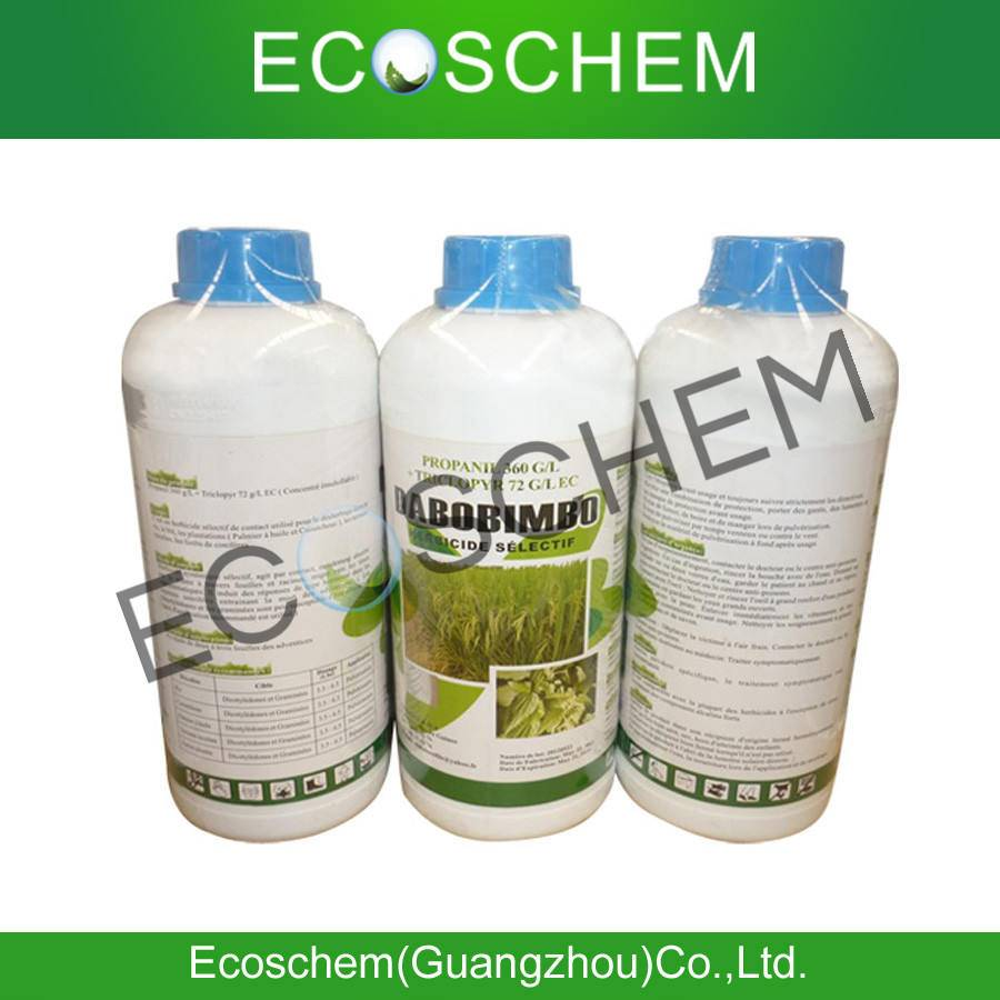 Agrochemical Herbicide Propanil 36% EC