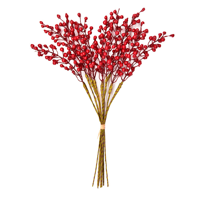 New Arrival Christmas Decor Artificial Berry for Home Decoration
