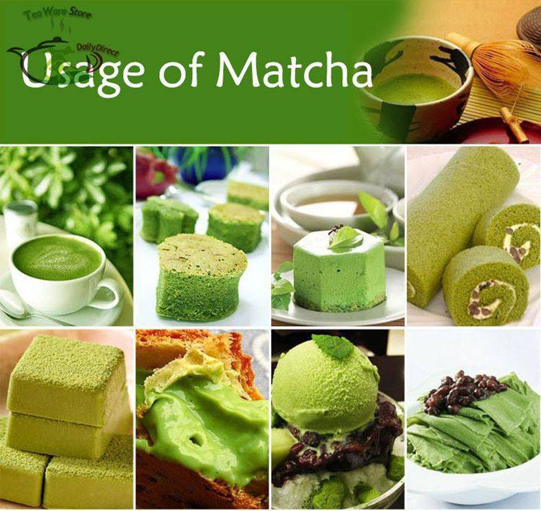 Matcha Green Tea Powder Matcha Powder