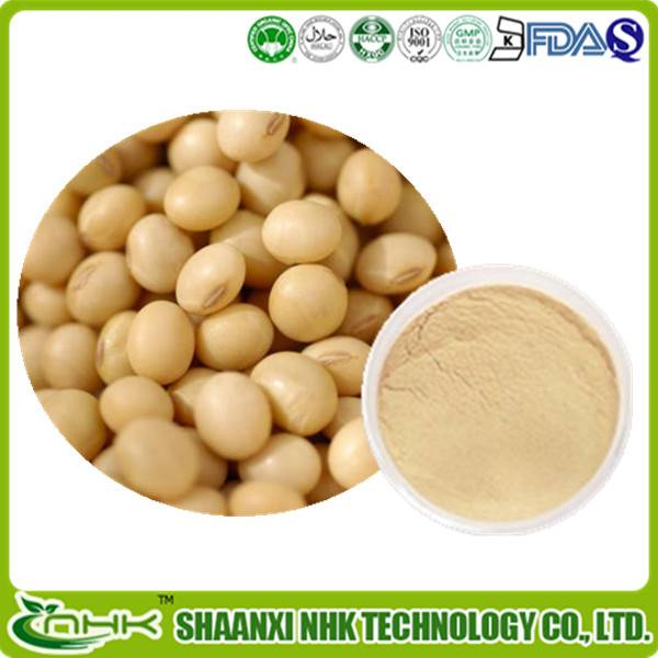Free sample 100% natural soybean, soybean extract