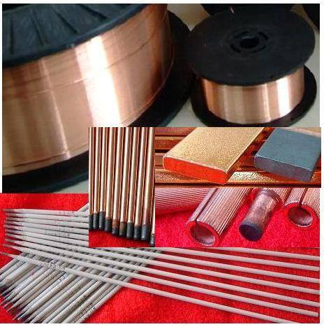 Welding Electrodes & Wires