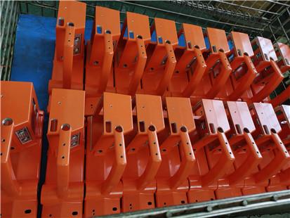 Aluminum Die Cast Mold Accessories diecast custom parts die casting mold factory