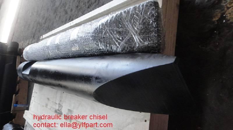 atlas copco hydraulic breaker replacement parts chisel MB500,MB700,MB800,MB1000,MB1200,MB1500,MB1600