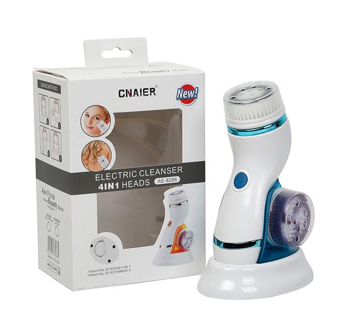 Amazon Hot sale 4-1 Facial Brush AE-8286B