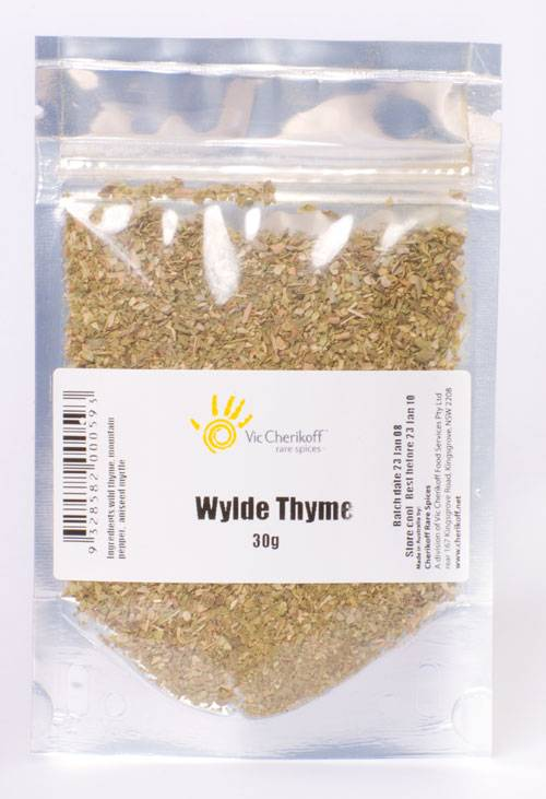 Wylde Thyme Mix