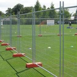 shaped fencing