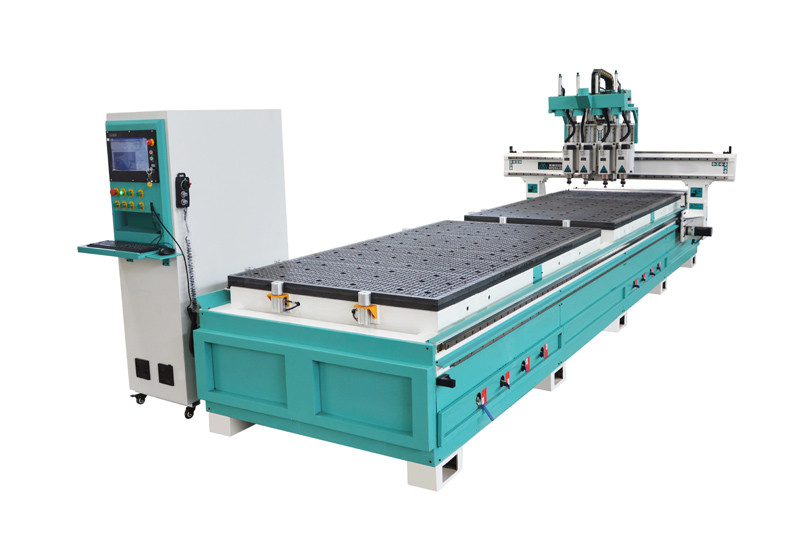 CNC Nesting MachineWith Double Zones Missile-SD9/SD6/SD4