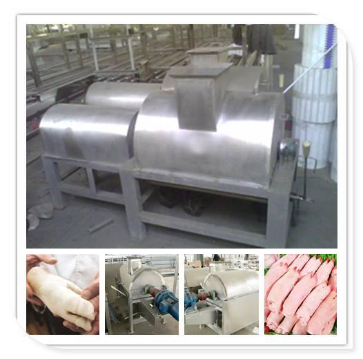 Pork Slaughtering Abattoir Machine