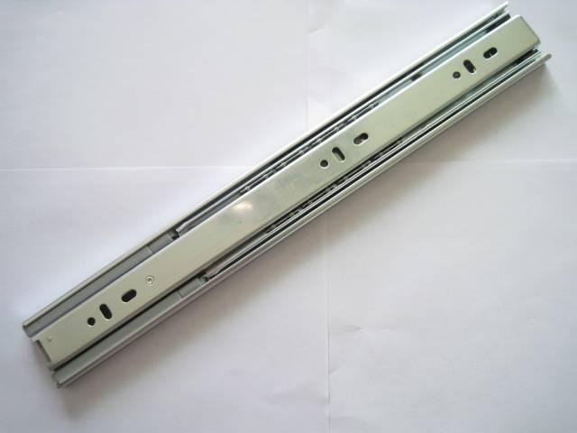 45mm soft closing ball bearing slide