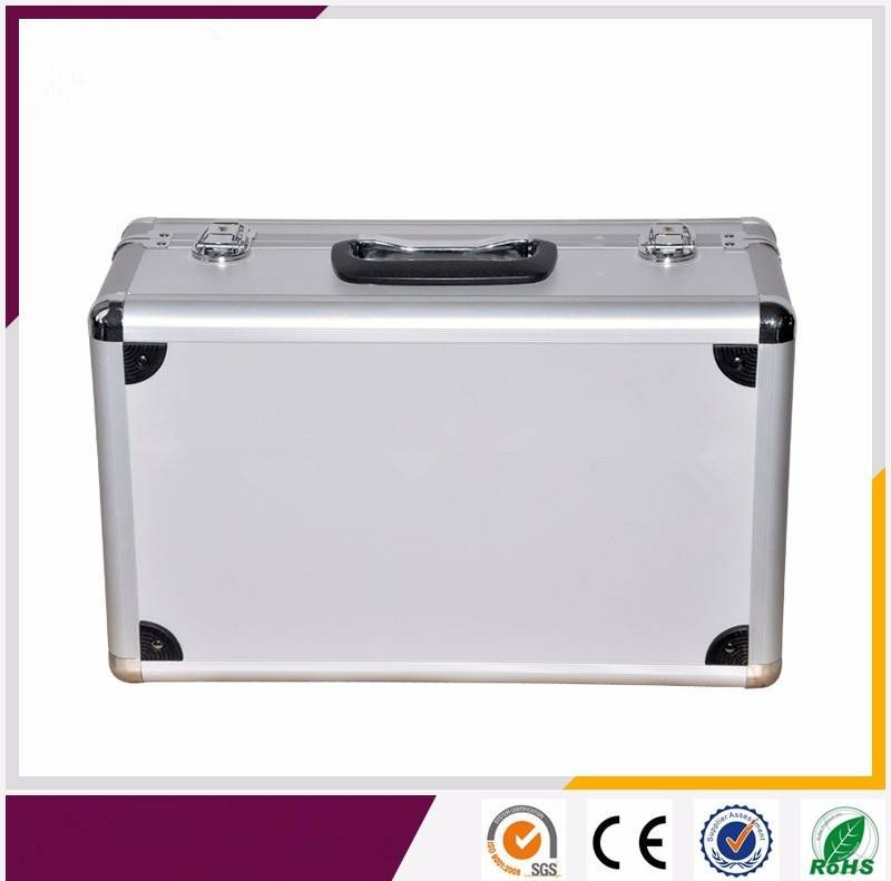 Aluminium Fashion Flight Luggage Case