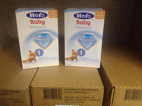 Hero Baby Peutermelk infant Baby Milk Powder