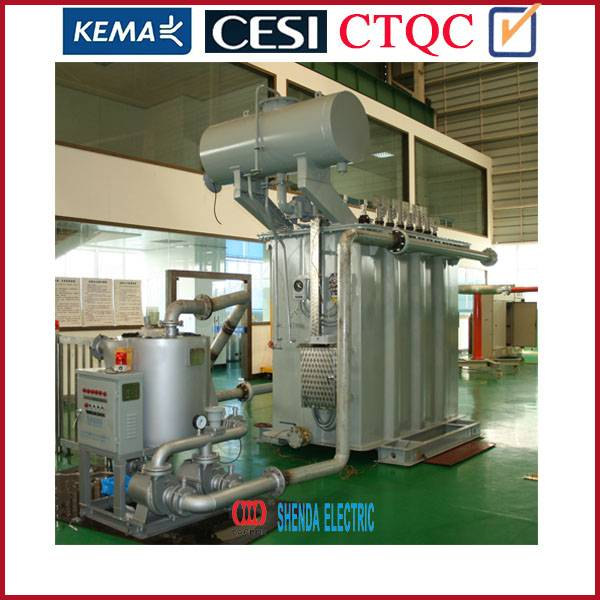 ZS Series Oil immersed Rectifier Transformer