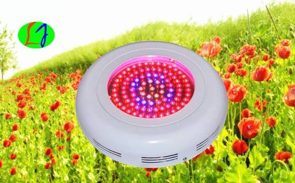 ufo 90w red blue orange led grow light for flower growing (withCE&Rohs&FCC approved)