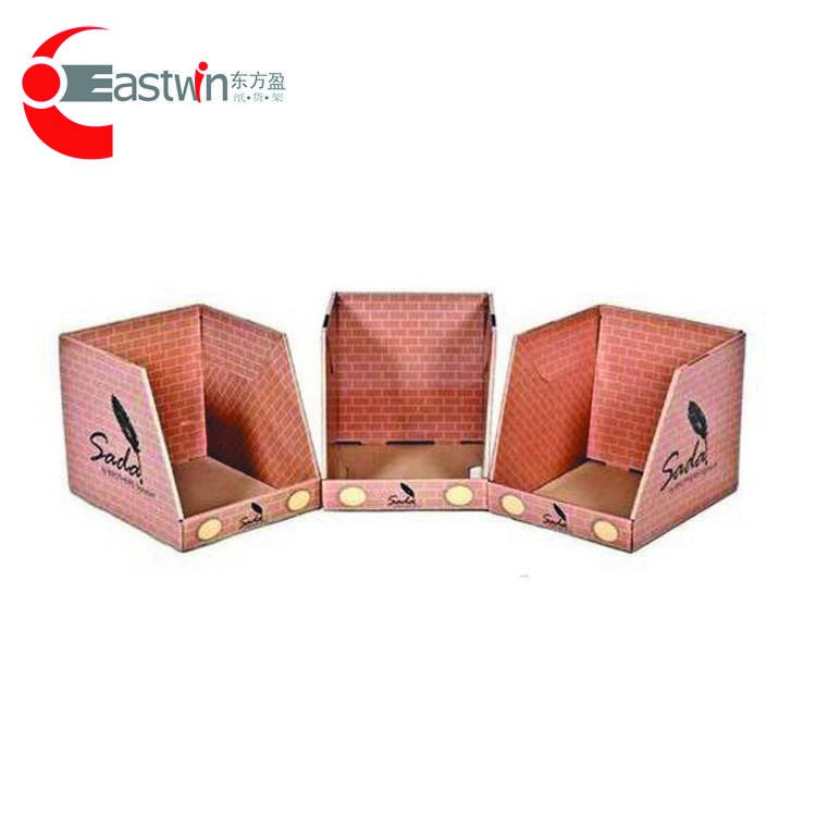 Factory Paper display shelf,paper display racks