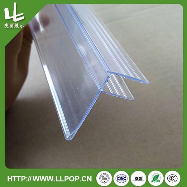 Qualified Factory Direct Sale Plastic Label Holder