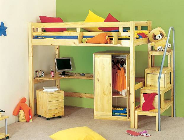 bedroom furniture for children bed