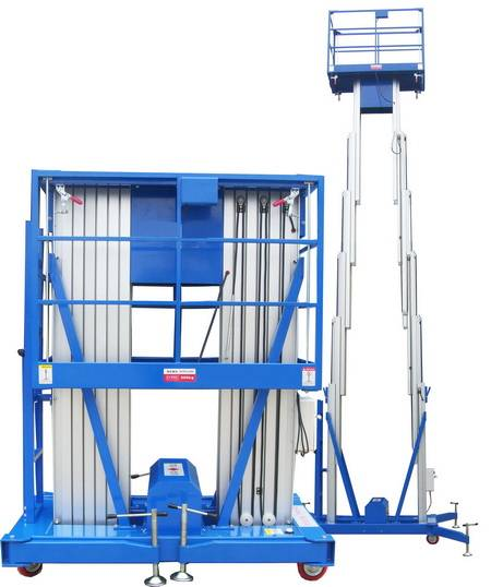 8m double Mast type Lift Platform