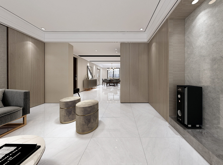 6D Inkjet Marble Manufacturer Floor Tiles Glazed Porcelain Tiles for Home decoration (800X800mm)