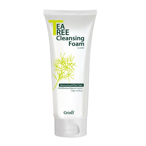 Tea Tree Cleansing Foam