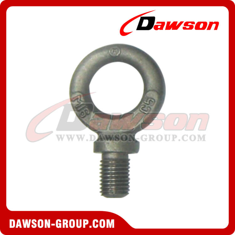 drop forged Dynamo eye bolt coarse lifting bolts