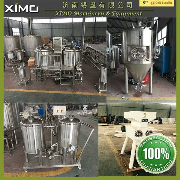 High Quality 304 Stainless Steel Beer Brewing Equipment