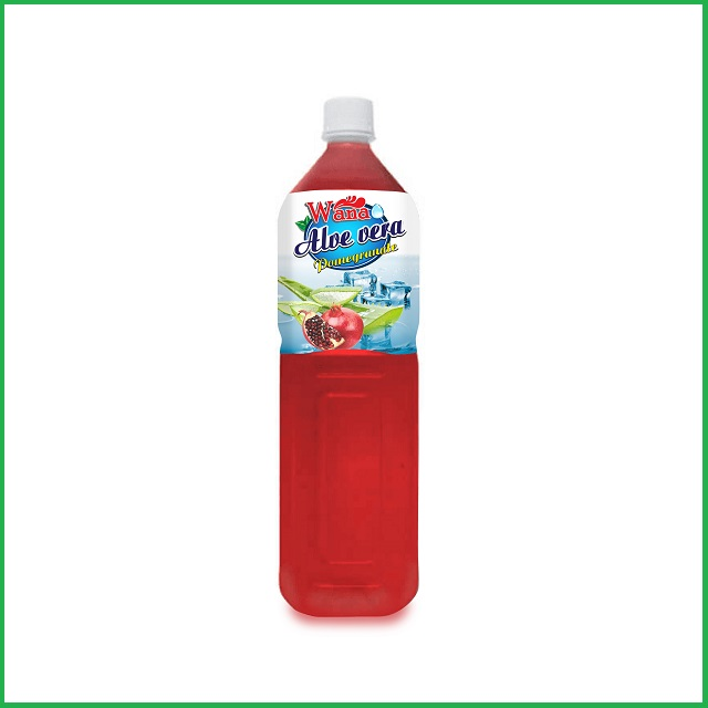 Best Services Aloe Drink With Pomegranate 1.5L