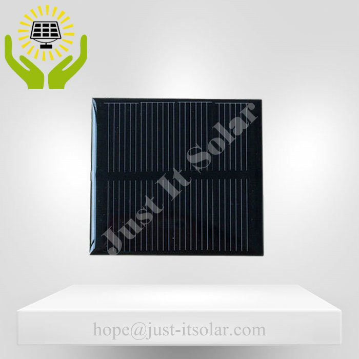 2V 200mA 0.4W Epoxy Resin Small Solar Cell
