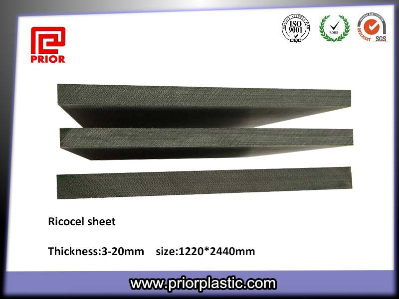 High Temperature Epoxy Cloth Laminated Sheet Ricocel