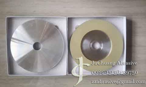 Sapphire grinding wheel