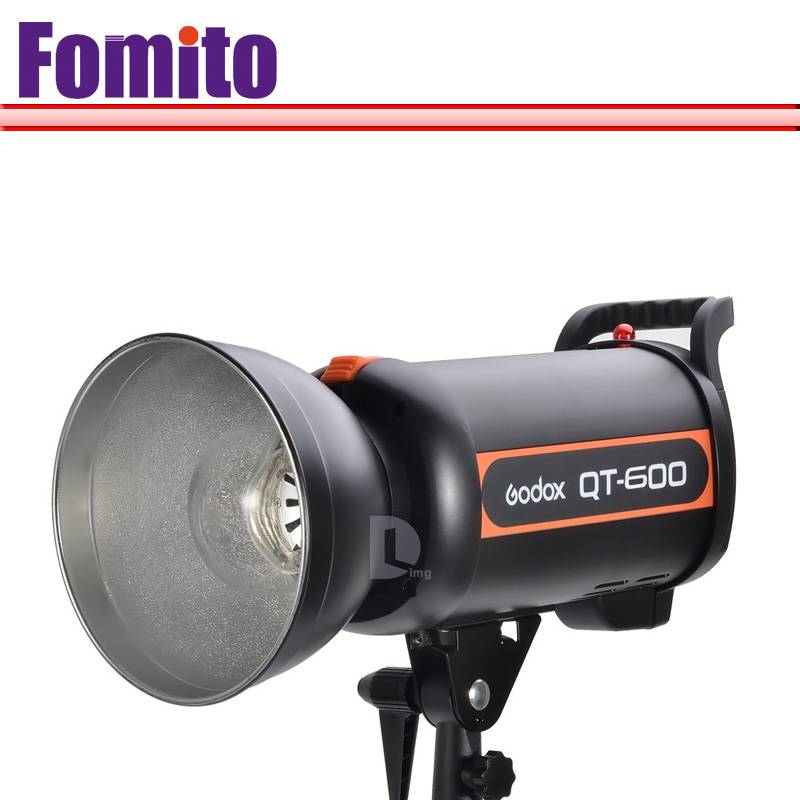 Hot NEW Godox QT-600 600W Flash Studio Photograpy Lighting Light kit Dimmer Bulb P0005792