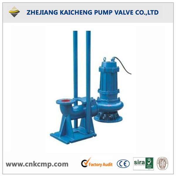 vertical electric submersible sewage pump