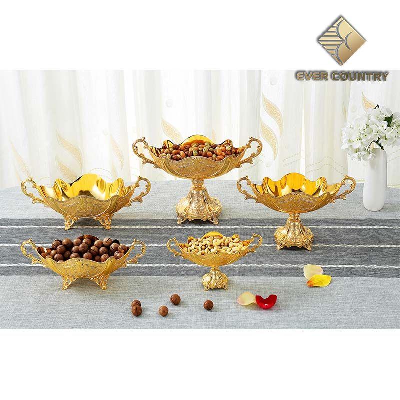 Nut oval bowls