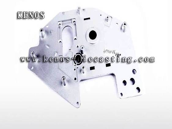 Aluminum Die casting parts manufacturer in China